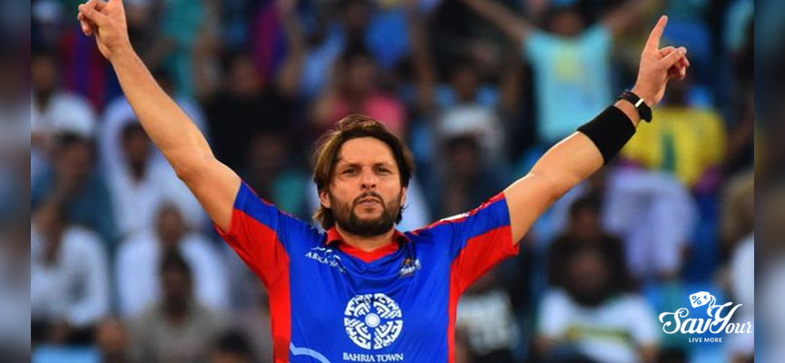 Shahid Afridi sixes in PSL 2018 broke records!