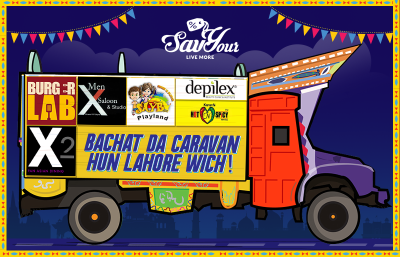 Now Availing Deals & Discounts in Lahore Made Easier With Free SavYour App